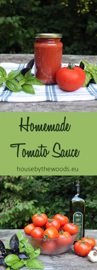 recipe how to make fresh tomato sauce