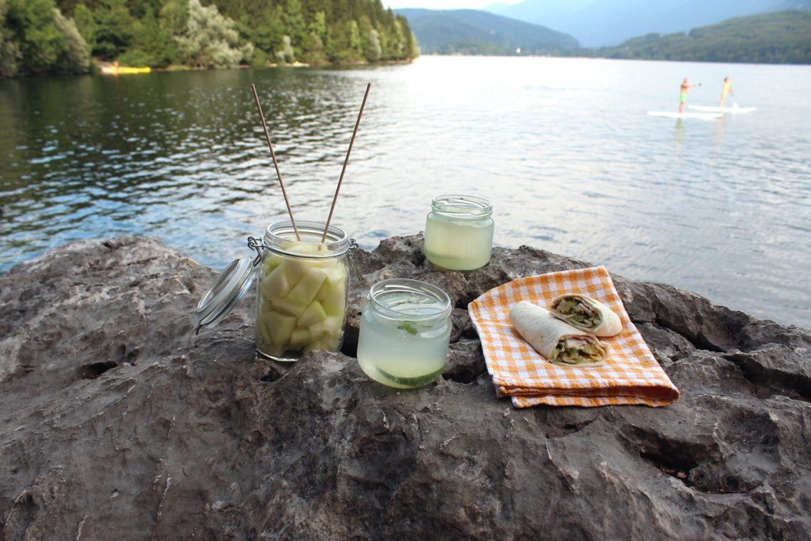 Lake Bohinj Trip and Zero Waste Picnic