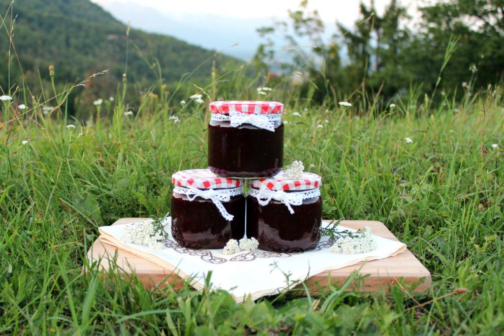 elderberry pear jam recipe how to make
