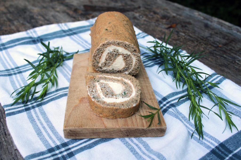 buckwheat swiss roll recipe gluten free